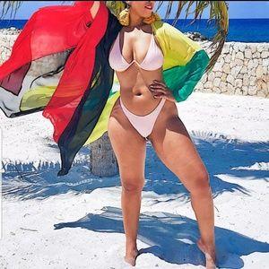 Ankarasbest Swim - 👙👗👒Colorful Chiffon Beach Cover ups🏖🏝💕